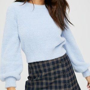 Sunday Best Cropped Kitten Sweater